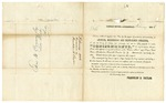 1846 February: Franklin R. Taylor, Little Rock, to Elias N. Conway, Announcing opening of business