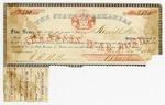 1861 July 24: Arkansas War Bond #2103 of Norvill and Company, $500