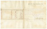 1873 January 20: Edward McPherson, Clerk of the House of Representatives, Washington, District of Columbia, to Asa Hodges, Little Rock, Requesting Hodges' certificate of election to the Forty-third Congress