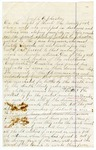 1891 March: Obituary of Joseph E. Johnston, Transcription