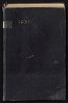 T. W. Hardison diary, 1931