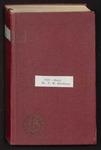 T. W. Hardison diary, 1935