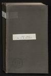 T. W. Hardison diary, 1937