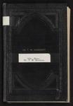 T. W. Hardison diary, 1954
