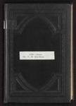 T. W. Hardison diary, 1956