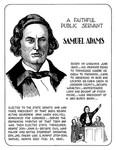 Adams, Samuel by William J. Lemke