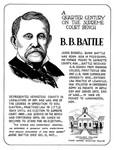 Battle, Burrell Bunn by William J. Lemke