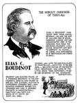 Boudinot, Elias C. by William J. Lemke