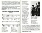 """Folk Song, """"The English Soldier and the Irish Lady"""" by Leo Rainey"""