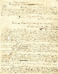 Delroy B. Gaston to William Fulton, Esq. by Delroy B. Gaston and John C. Saylors