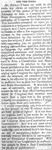 """""""For the Times, Arkansas Times,"""" September 19, 1835"""