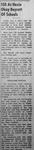 """150 At Hoxie Okay Boycott of Schools,"" Imboden Journal, August 4, 1955"