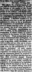 """To the editor"", regarding Native Americans, Arkansas Gazette, May 31, 1836"