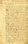 Letter from Hekatton to Governor George Izard by Hekatton