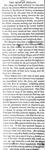 """The Quapaw Indians"" Arkansas Gazette article, May 1, 1824"