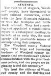 Arkansas Gazette editorial, April 20, 1880