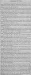 """Censorship of News,"" Arkansas Democrat, April 27, 1917"
