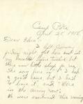 Clark Hamilton Letter