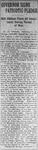"""Governor Signs Patriotic Pledge,"" Arkansas Gazette, September 30, 1917"