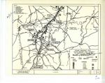 Map of Troop Movement to Fayetteville, Arkansas
