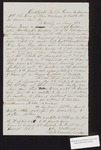 1863 August 21: Pay certificate at discharge, Thomas Farrell, sergeant, Company H, First Regiment, Arkansas Cavalry Volunteers