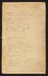 George W. Paschal letterbook, 1838-1839