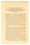 Uniform Rules and Regulations, 1906 June 8