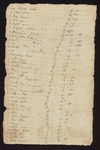 1822 March 15: Voucher, for the sale of property from Isaac Midkliff; includes list of prices for various items and an enslaved woman identified only as