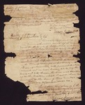 Court record of sold military bounty lands, 1825 November 28