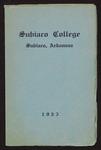 Subiaco guide 1923