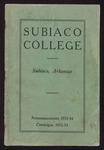 Subiaco guide 1933