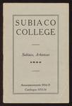Subiaco guide 1934