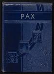 Pax yearbook 1951 by Subiaco Abbey and Academy