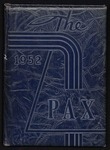 Pax yearbook 1952 by Subiaco Abbey and Academy