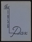 Pax yearbook 1956 by Subiaco Abbey and Academy