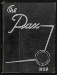 Pax yearbook 1959