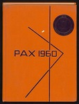 Pax yearbook 1960 by Subiaco Abbey and Academy