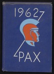 Pax yearbook 1962 by Subiaco Abbey and Academy