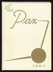 Pax yearbook 1963 by Subiaco Abbey and Academy
