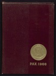 Pax yearbook 1966 by Subiaco Abbey and Academy