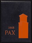Pax yearbook 1968