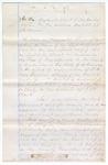 1865 November 17: U.S. v. Real Estate Property of G.W. Clark; Roger Quesenbury, claimant; Samuel Cooper, clerk.