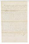 1866 May 12: Copy of deed, Matthew Leeper to Easter Crockett, 1848, by Washington County clerk George W. M. Reed