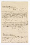 1867 August 21: Appointment and Oath of Office, John B. Ogden, deputy clerk, U.S. District Court, by Samuel Cooper, clerk
