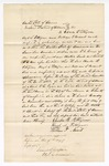 1867 September 19: Recognizance of witnesses Charles Pettigrew, Hugh Pettigrew, and William Mount, in U.S. v. F. Wilson, et al.; Samuel F. Cooper, commissioner
