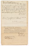 1871 September 23: Bond for appearance, W. A. West, in  U.S. v. W. A. West, for assault with intent to kill in the Indian country; Edward Brooks, commissioner; also signed by John Martin and M. L. West