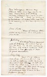1873 October 1: Personal statements regarding David McClear, by individuals including James Smith, Jack Dory, and Wiley Baley