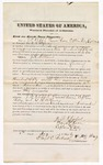 1874 August 6: Recognizance of witnesses J.F. Klipfel, Thomas Boon, Captain Billy, in U.S. v. J.R. Williams, larceny; G.H. McFonoy, sureties; Floyd C. Babcock, commissioner