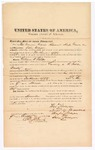 1874 October 9: Bond for witness, Wal Grayson, Francis Hemroon, Sherper Mayson, and Saber Grayson, in U.S. v. William D. Wilder, larceny in the Indian Country; Edward J. Brooks, commissioner