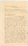 1874 December 17: Voucher, to William Cothreel; includes cost of services for transporting prisoners; George McIntosh, U.S. deputy marshal; James O. Churchill, clerk